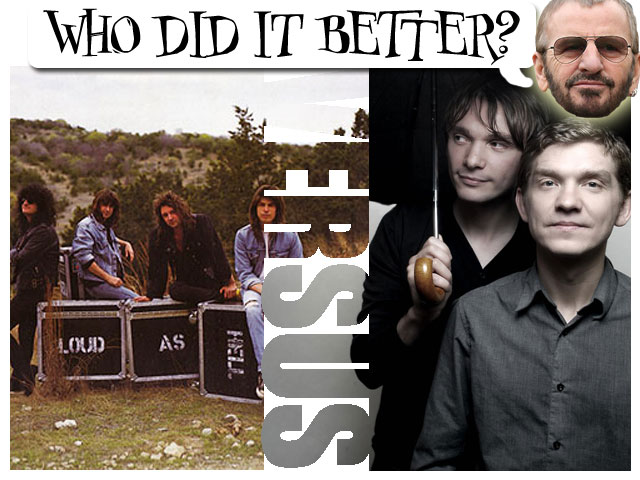 """Who Did It Better #30: Versions of the Beatles' """"Don't Pass Me By"""" [repost b]"""