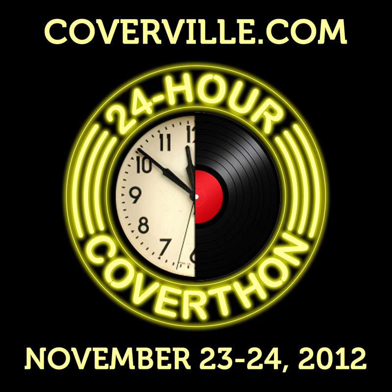 2012 Coverthon this Friday!
