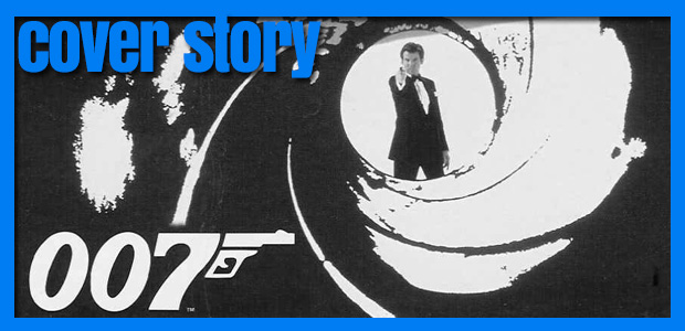 Coverville  914: The James Bond Cover Story III