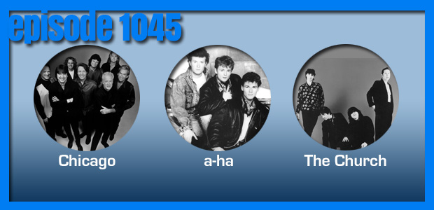 Coverville  1045: Cover Stories for a-ha, Chicago and The Church