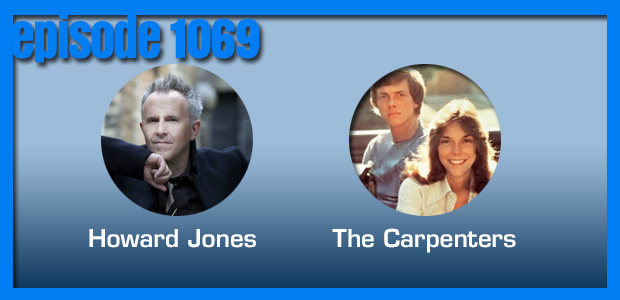 Coverville  1069: Why do birds suddenly appear, and what is love? Cover stories for Howard Jones and The Carpenters!