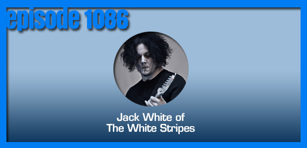 Coverville  1086: The Hardest Birthday to Button – Celebrating Jack White's 40th with some White Stripes covers