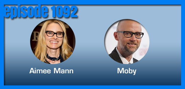 Coverville  1092: Cover Stories for Aimee Mann and Moby