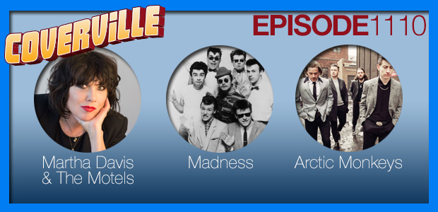 Coverville  1110: It's Madness, Motels and (Arctic) Monkeys, oh my!