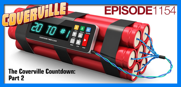 Coverville  1154: The 2016 Coverville Countdown, Part II