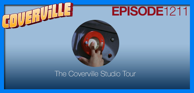 Coverville  1211: The Coverville Studio Tour [repost]