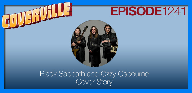 Coverville  1241: Ozzy Osbourne & Black Sabbath Cover Story